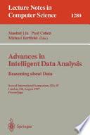 Advances in Intelligent Data Analysis. Reasoning about Data