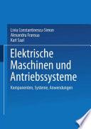 Elektrische Maschinen und Antriebssysteme