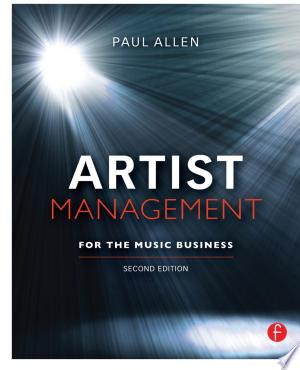 Download Artist Management for the Music Business 2e Free Books - Reading Best Books For Free 2018