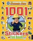 Fireman Sam 1001 Stickers Fun Book