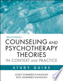Counseling And Psychotherapy Theories In Context And Practice Study Guide Book PDF