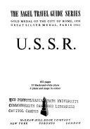 Nagel Travel Guide Series  USSR