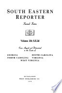 South Eastern Reporter