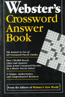 Webster s Easy Crossword Key