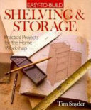 Easy to build Shelving   Storage