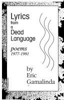 Lyrics from a Dead Language