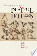 Playful Letters Book