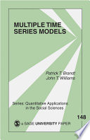 Multiple Time Series Models Book