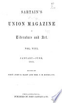 Sartain s Union Magazine of Literature and Art