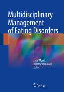 Multidisciplinary Management of Eating Disorders Pdf/ePub eBook