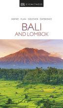 Pdf DK Eyewitness Bali and Lombok Telecharger