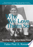 Why We Love Them So Book