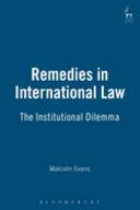 Remedies in International Law