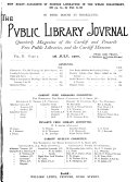 The Public Library Journal