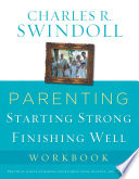 Parenting  From Surviving to Thriving Workbook Book
