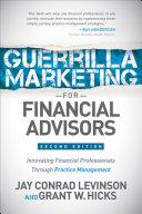 Guerrilla Marketing for Financial Advisors: Transforming Financial ...