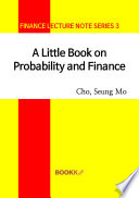 A Little Book on Probability and Finance Book