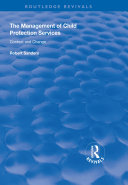 The Management of Child Protection Services Pdf/ePub eBook
