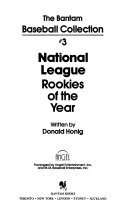 National League Rookies of the Year