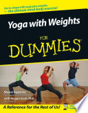 Yoga with Weights For Dummies Book