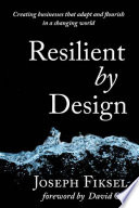 Resilient by Design Book