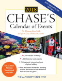 Chase s Calendar of Events 2018