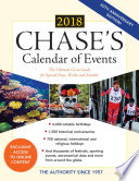 """""""Chase's Calendar of Events 2018: The Ultimate Go-to Guide for Special Days, Weeks and Months"""" by Editors of Chase's"""