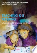 Teaching K 8 Reading