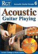 Acoustic Guitar Playing, Grade 6