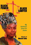 Black Power  Black Lawyer