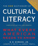 The New Dictionary of Cultural Literacy