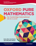 Oxford Pure Mathematics 1