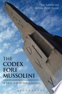 The Codex Fori Mussolini