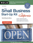 The Small Business Start Up Kit for California