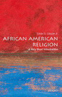 Pdf African-American Religion: A Very Short Introduction