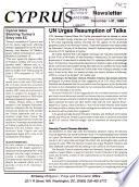 Cyprus Newsletter