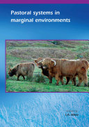 Pastoral systems in marginal environments