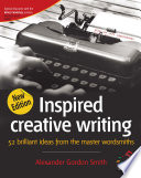 Inspired creative writing
