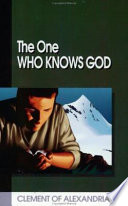 The One Who Knows God Book