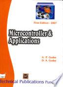 Microcontroller Applications Book PDF