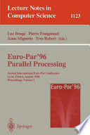 Euro Par 96 Parallel Processing Book PDF
