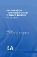 Institutional and Technological Change in Japan's Economy Pdf/ePub eBook