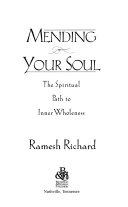 Mending Your Soul
