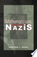 Mathematicians under the Nazis Book