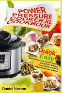 Power Pressure Cooker Xl Cookbook Book PDF