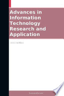 Advances in Information Technology Research and Application  2012 Edition
