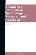 Advances in Information Technology Research and Application: 2012 Edition Pdf/ePub eBook