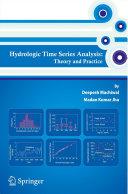 Hydrologic Time Series Analysis