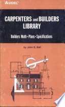 Carpenters and Builders Library/# 2