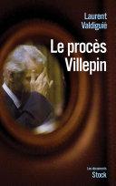 Pdf Le procès Villepin Telecharger